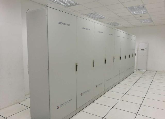 LN2000分散式控制系统